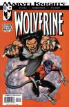 Cover for Wolverine (Marvel, 2003 series) #19 [Direct Edition]