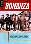 Cover for Bonanza (Western, 1962 series) #1