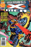 Cover for The Adventures of the X-Men (Marvel, 1996 series) #4