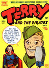 Cover for Terry and the Pirates Comics (Harvey, 1947 series) #3