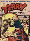 Cover for Terry and the Pirates Comics (Harvey, 1947 series) #14