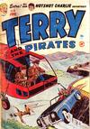 Cover for Terry and the Pirates Comics (Harvey, 1947 series) #16