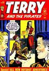 Cover for Terry and the Pirates Comics (Harvey, 1947 series) #22