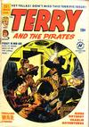 Cover for Terry and the Pirates Comics (Harvey, 1947 series) #25