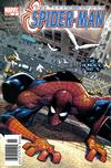 Cover for Spectacular Spider-Man (Marvel, 2003 series) #3 [Newsstand]