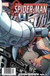 Cover for Spectacular Spider-Man (Marvel, 2003 series) #7 [Newsstand]
