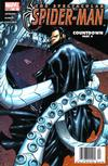 Cover for Spectacular Spider-Man (Marvel, 2003 series) #9 [Newsstand]