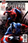 Cover for Spectacular Spider-Man (Marvel, 2003 series) #15