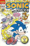 Cover for Sonic the Hedgehog (Archie, 1993 series) #5