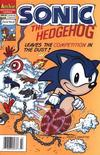 Cover for Sonic the Hedgehog (Archie, 1993 series) #8
