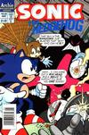 Cover for Sonic the Hedgehog (Archie, 1993 series) #22