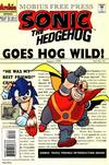 Cover for Sonic the Hedgehog (Archie, 1993 series) #27