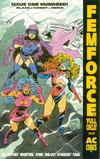 Cover for FemForce (AC, 1985 series) #100