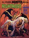 Cover for Nightmare (Skywald, 1970 series) #16
