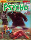 Cover for Psycho (Skywald, 1971 series) #2