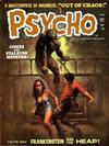 Cover for Psycho (Skywald, 1971 series) #4