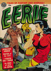Cover for Eerie (Avon, 1951 series) #5