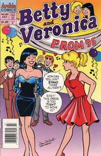 Cover Thumbnail for Betty and Veronica (Archie, 1987 series) #89