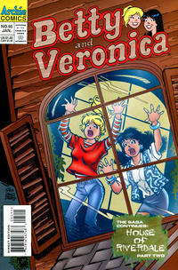 Cover Thumbnail for Betty and Veronica (Archie, 1987 series) #95