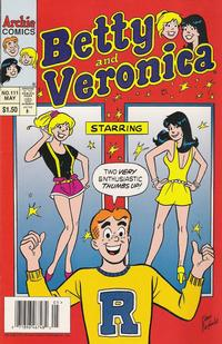 Cover Thumbnail for Betty and Veronica (Archie, 1987 series) #111