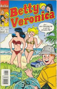 Cover Thumbnail for Betty and Veronica (Archie, 1987 series) #116