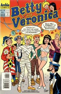 Cover Thumbnail for Betty and Veronica (Archie, 1987 series) #118
