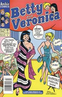 Cover Thumbnail for Betty and Veronica (Archie, 1987 series) #134