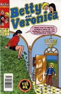 Cover Thumbnail for Betty and Veronica (Archie, 1987 series) #143 [Newsstand]