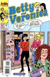 Cover for Betty and Veronica (Archie, 1987 series) #145