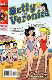 Cover Thumbnail for Betty and Veronica (Archie, 1987 series) #151