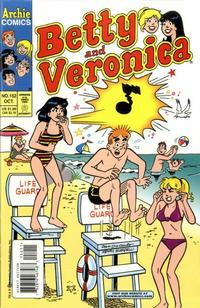 Cover Thumbnail for Betty and Veronica (Archie, 1987 series) #152