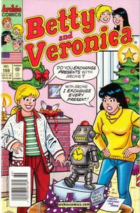 Cover Thumbnail for Betty and Veronica (Archie, 1987 series) #169