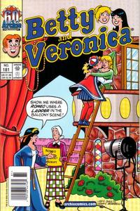 Cover Thumbnail for Betty and Veronica (Archie, 1987 series) #181