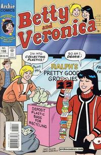 Cover Thumbnail for Betty and Veronica (Archie, 1987 series) #198