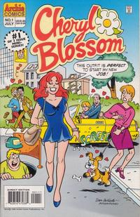 Cover Thumbnail for Cheryl Blossom (Archie, 1996 series) #1