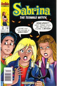 Cover Thumbnail for Sabrina the Teenage Witch (Archie, 2003 series) #44