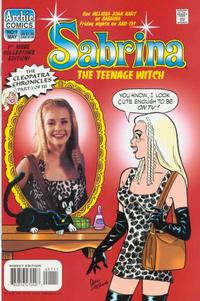 Cover Thumbnail for Sabrina the Teenage Witch (Archie, 1997 series) #1