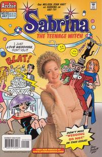 Cover Thumbnail for Sabrina the Teenage Witch (Archie, 1997 series) #15