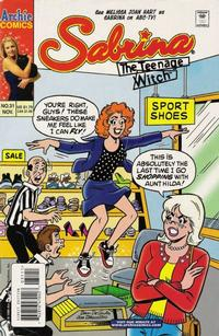 Cover Thumbnail for Sabrina the Teenage Witch (Archie, 1997 series) #31 [Direct Edition]
