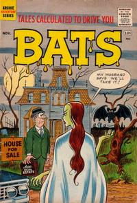 Cover Thumbnail for Tales Calculated to Drive You Bats (Archie, 1961 series) #1