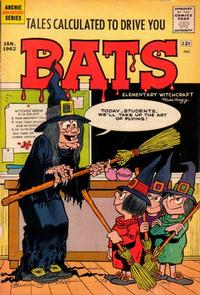 Cover Thumbnail for Tales Calculated to Drive You Bats (Archie, 1961 series) #2