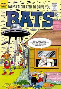 Cover Thumbnail for Tales Calculated to Drive You Bats (Archie, 1961 series) #3