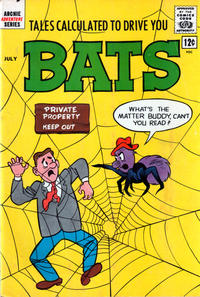 Cover Thumbnail for Tales Calculated to Drive You Bats (Archie, 1961 series) #5