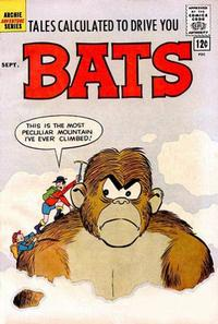 Cover Thumbnail for Tales Calculated to Drive You Bats (Archie, 1961 series) #6