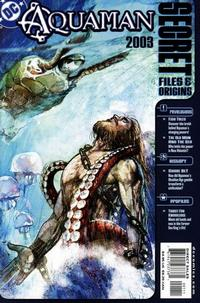 Cover Thumbnail for Aquaman Secret Files 2003 (DC, 2003 series)