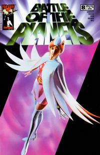 Cover Thumbnail for Battle of the Planets (Image, 2002 series) #8