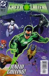 Cover Thumbnail for Green Lantern (DC, 1990 series) #165