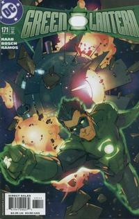 Cover Thumbnail for Green Lantern (DC, 1990 series) #171 [Direct Sales]