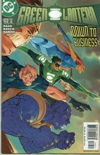 Cover Thumbnail for Green Lantern (DC, 1990 series) #172