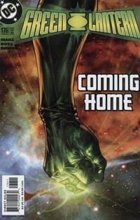 Cover Thumbnail for Green Lantern (DC, 1990 series) #176